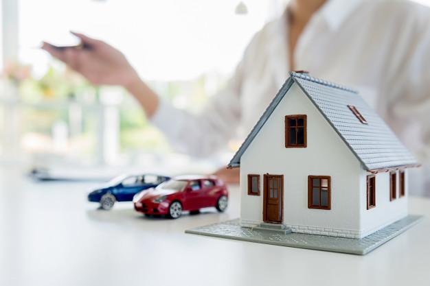 sonho casa própria e carro próprio